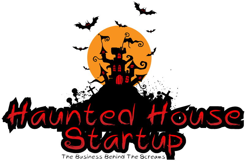 Haunted-House-Startup-Background