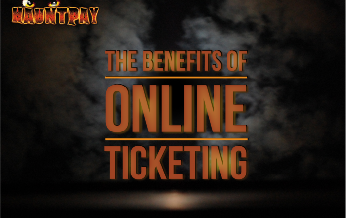 Haunted House Online  Ticketing