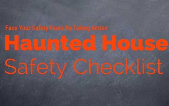 Haunted House Safety Checklist